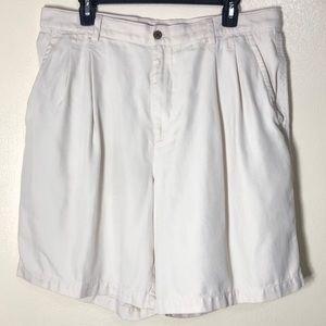 🔵 Joseph and Feiss Silk Dress Shorts
